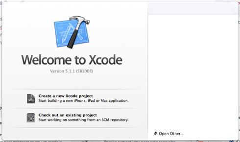 Splash Screen do Xcode